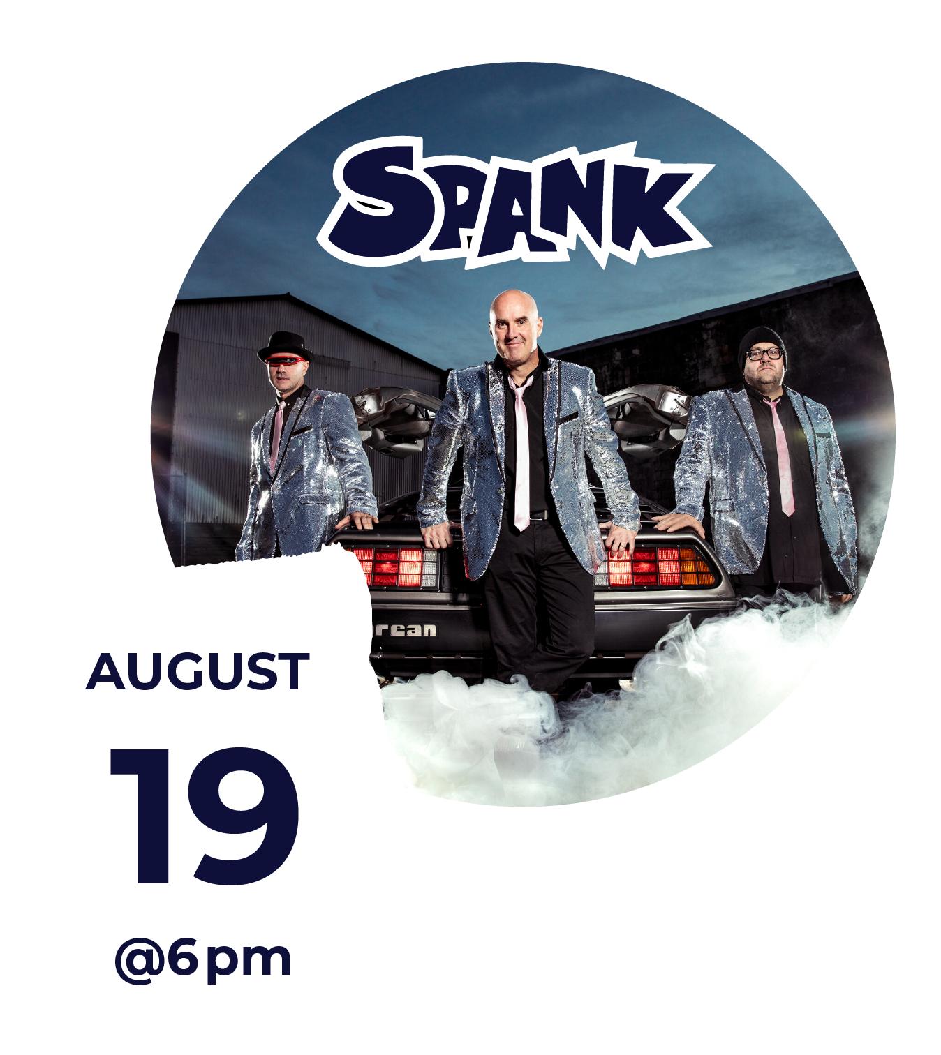 Spank - Eighties Band