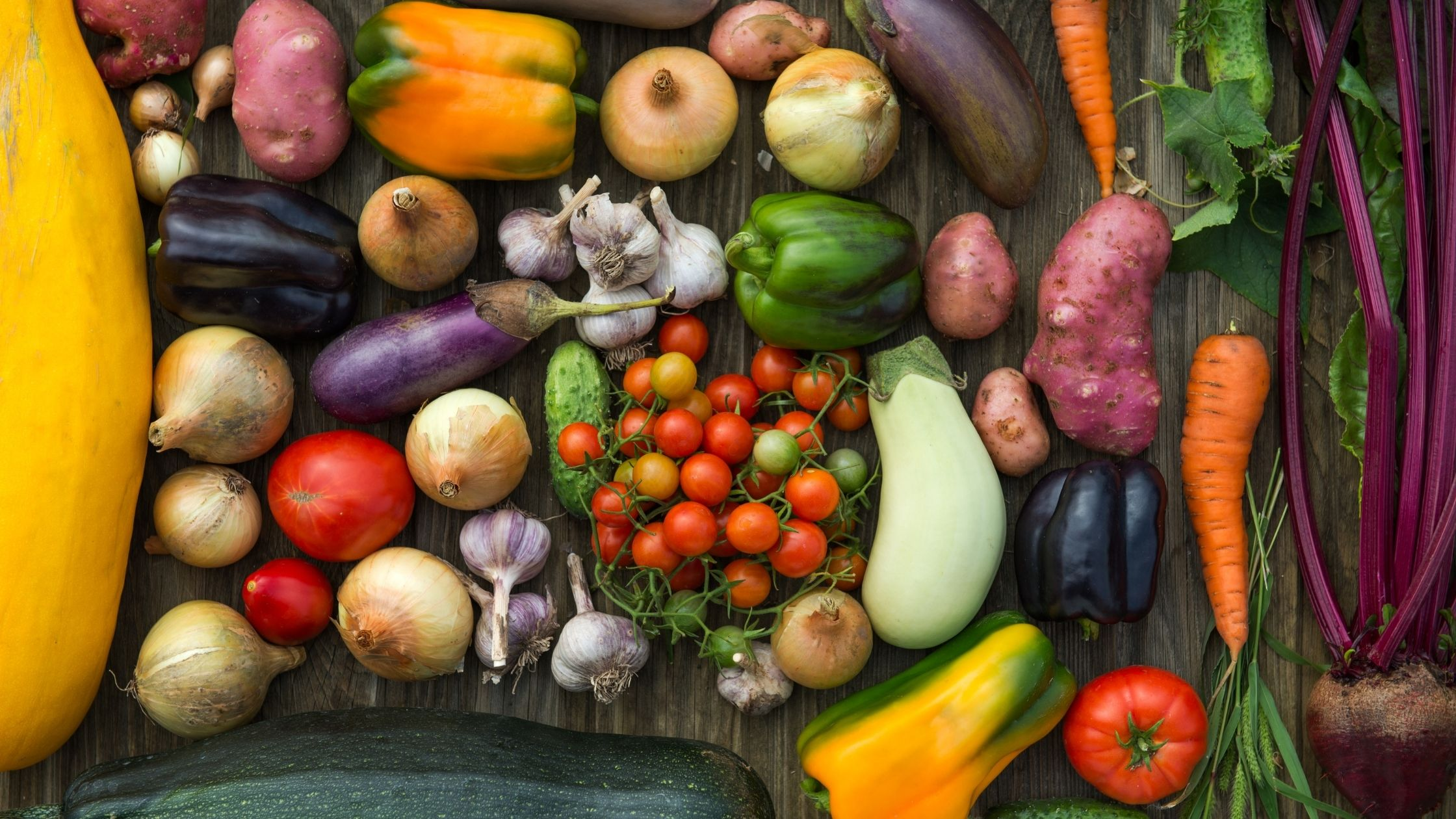 The choice is never easy: Conventional vs. organic