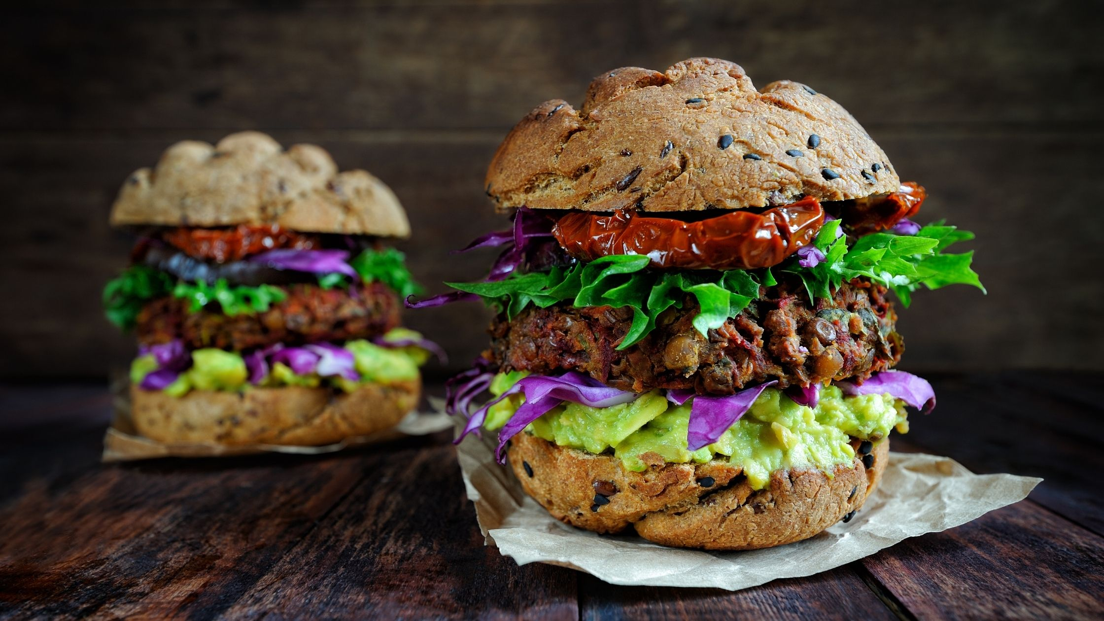 Lowering your carbon footprint with meat alternatives