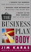 Business Plan Body