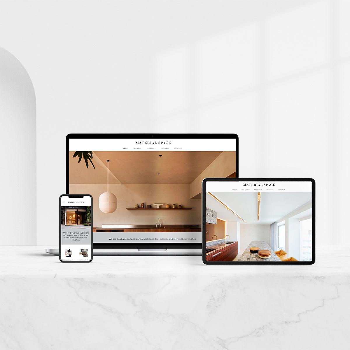 Brand Identity and Website