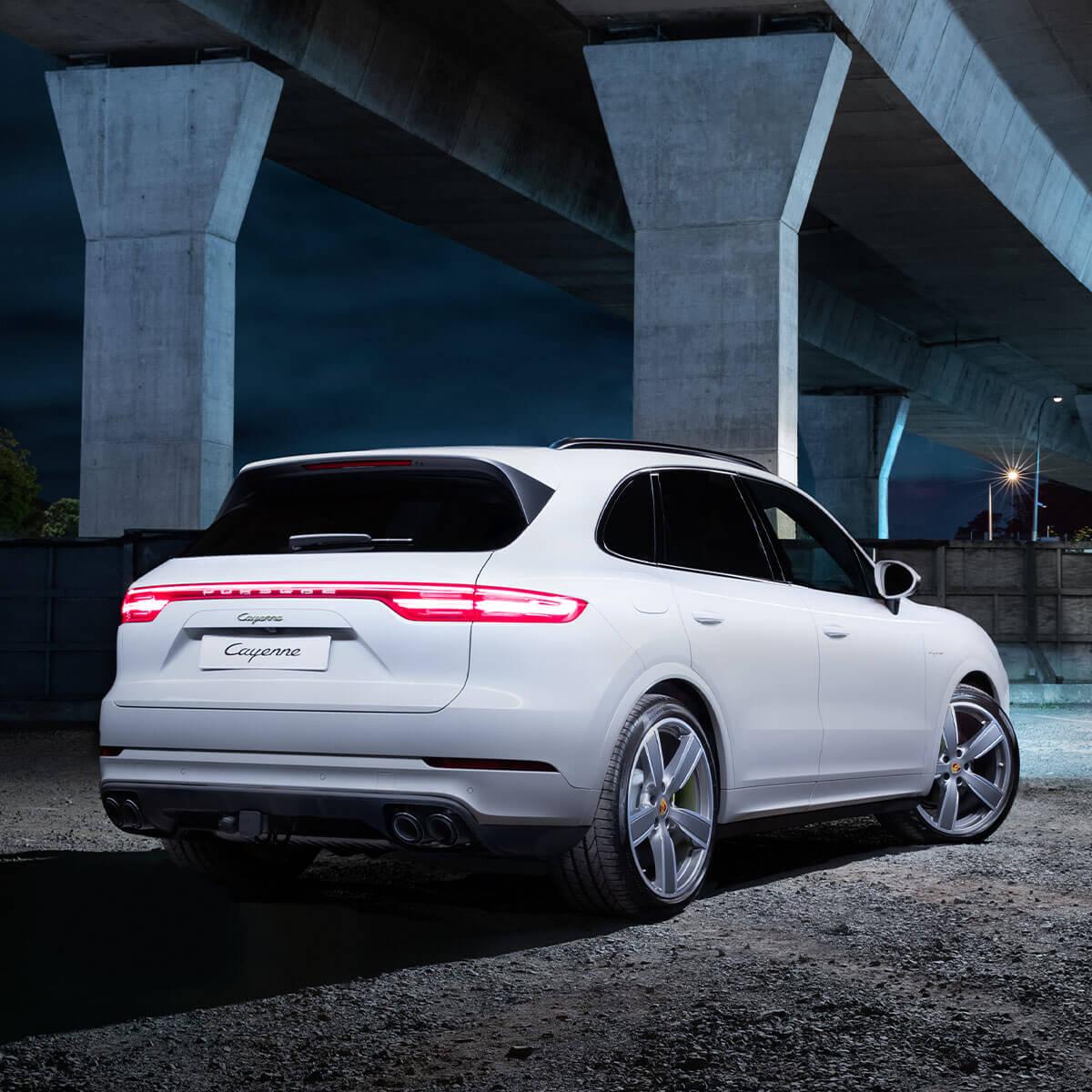 Cayenne E-Hybrid Performance Edition Launch