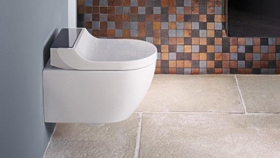 Geberit Aquaclean Dusch-WC