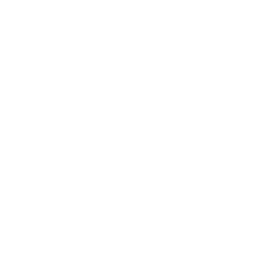 Graphic of a mobile phone with website sections on the screen and a megaphone in front of it.