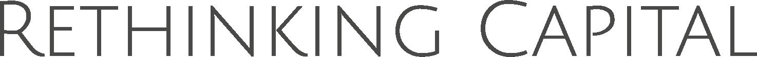 Rethinking Capital logo