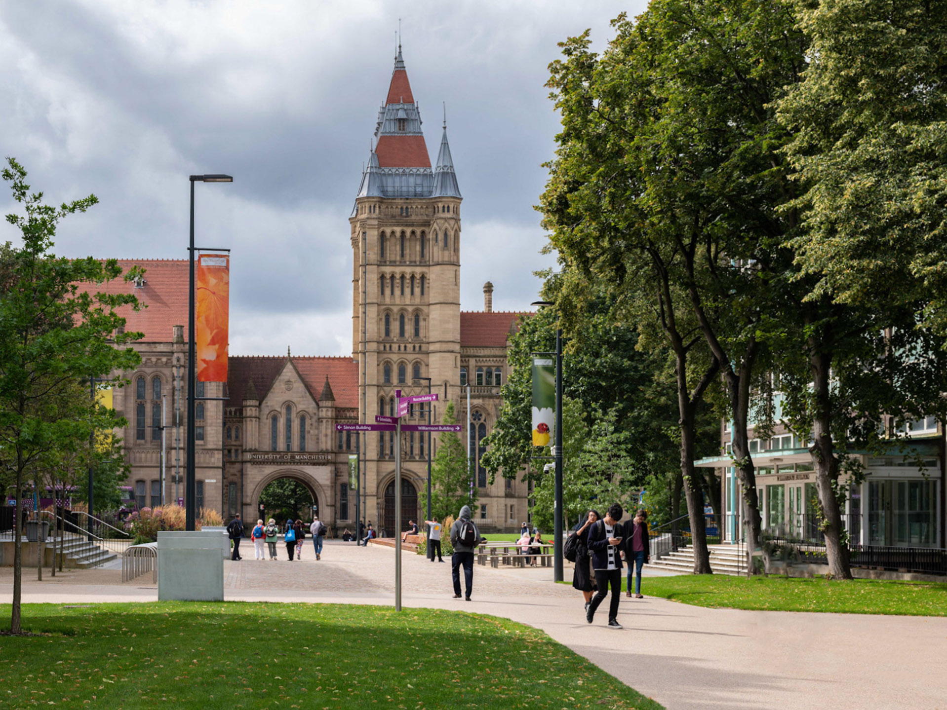 University of Manchester Martyn Hicks Photography