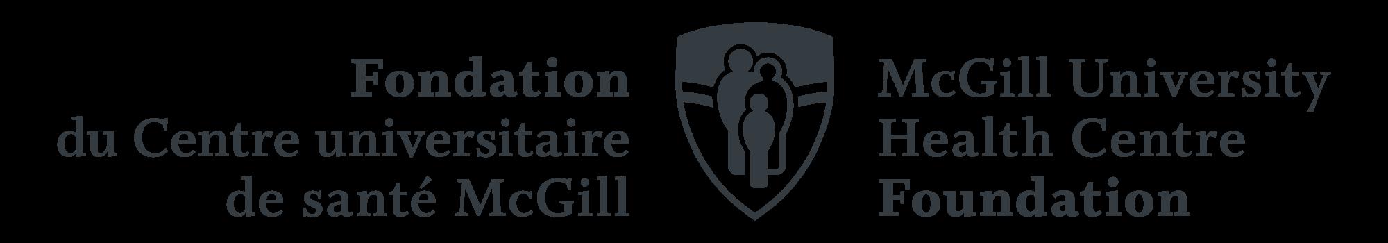 Logo: MUHC foundation