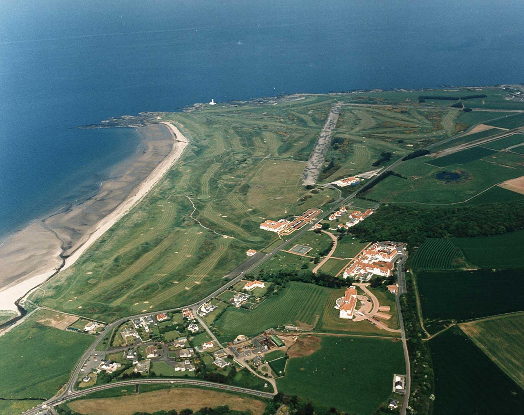 Golf & Race Courses