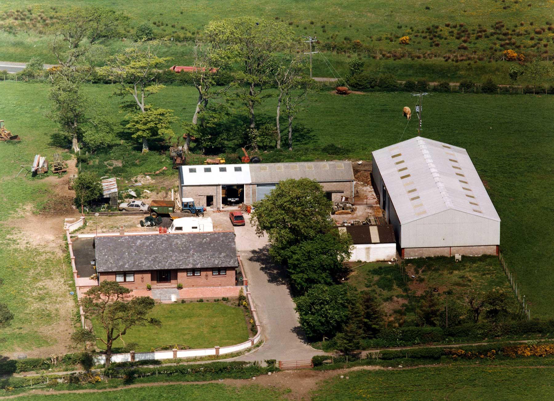 Houses & Farms