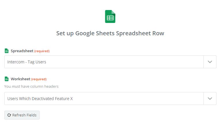 Intercom Hack - Pick the correct sheet