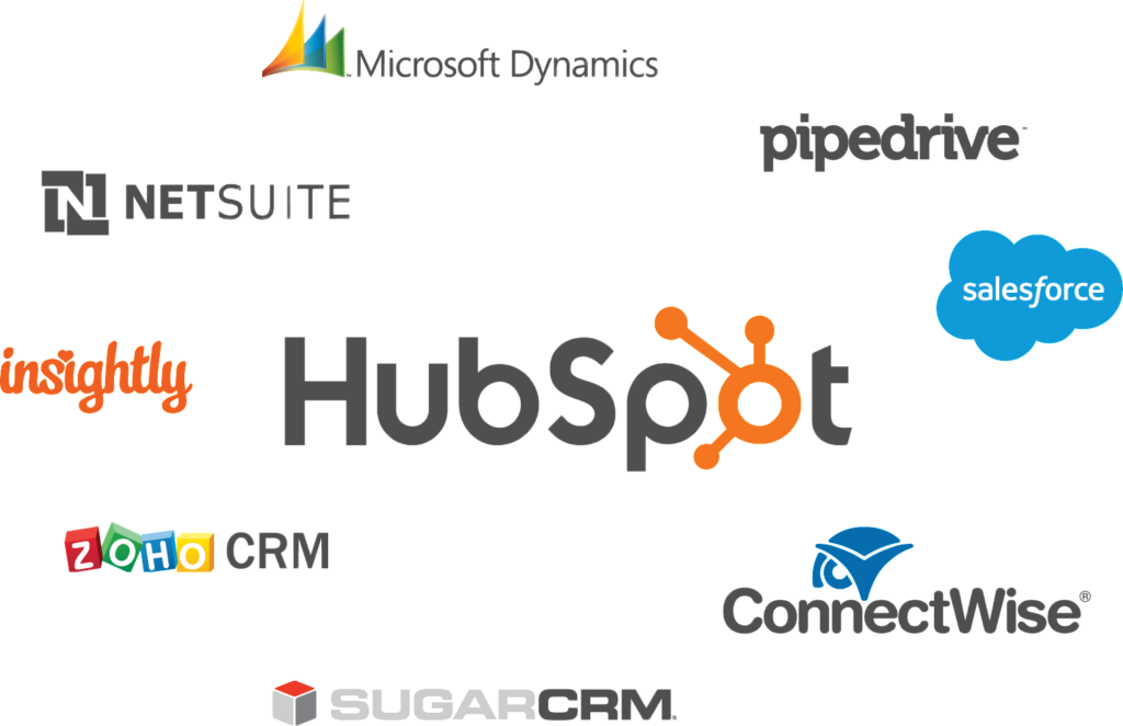 HubSpot integrations list
