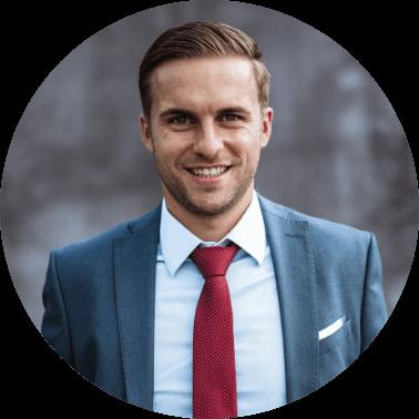 Pascal Steingröber - Gründer & Geschäftsführer
