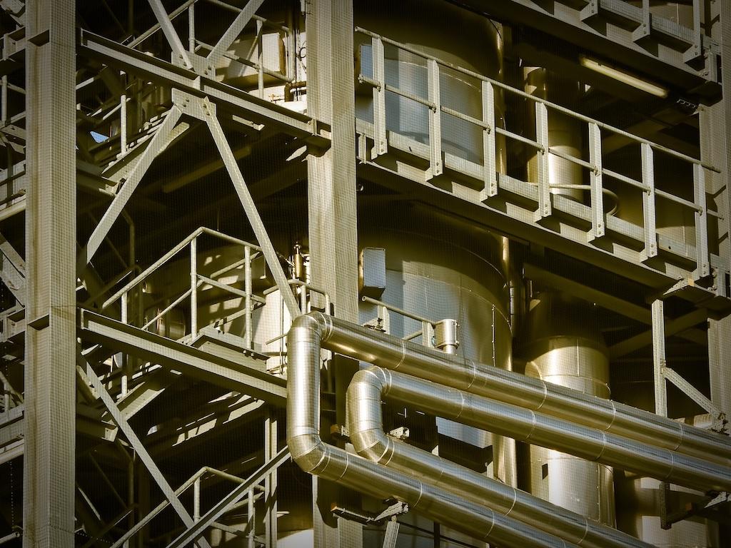Chemical reactors producing Bulk Chemicals in Dahej, India