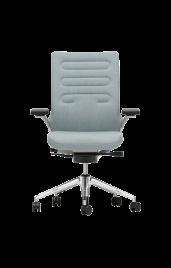 Der Vitra Bürostuhl AC 5 ist der perfekte ergonomische Stuhl für Design-Liebhaber im Homeoffice. Dank wohnlichem Bezugs-Stoff und seinem modernen Design passt er in jedes Zuhause.
