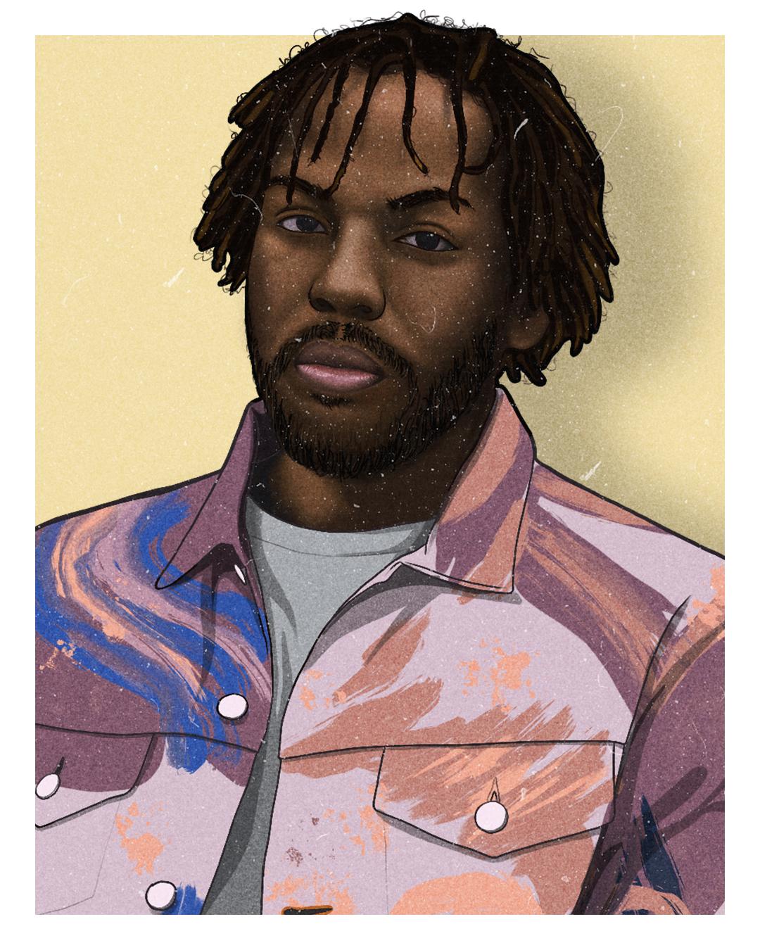 A2 Portrait