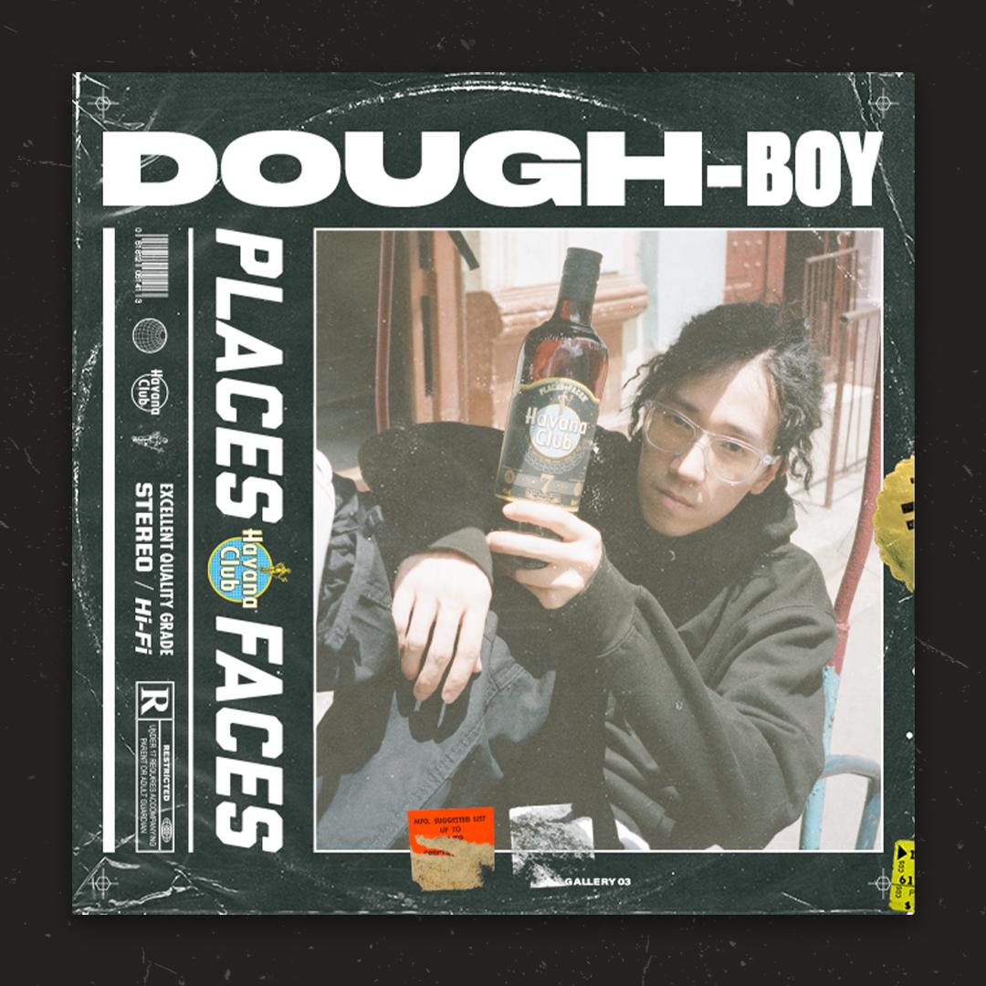 Dough-Boy Havana Club x Places+Faces