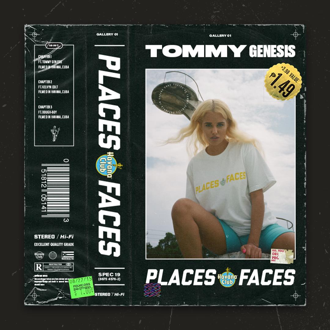 Tommy Havana Club x Places+Faces