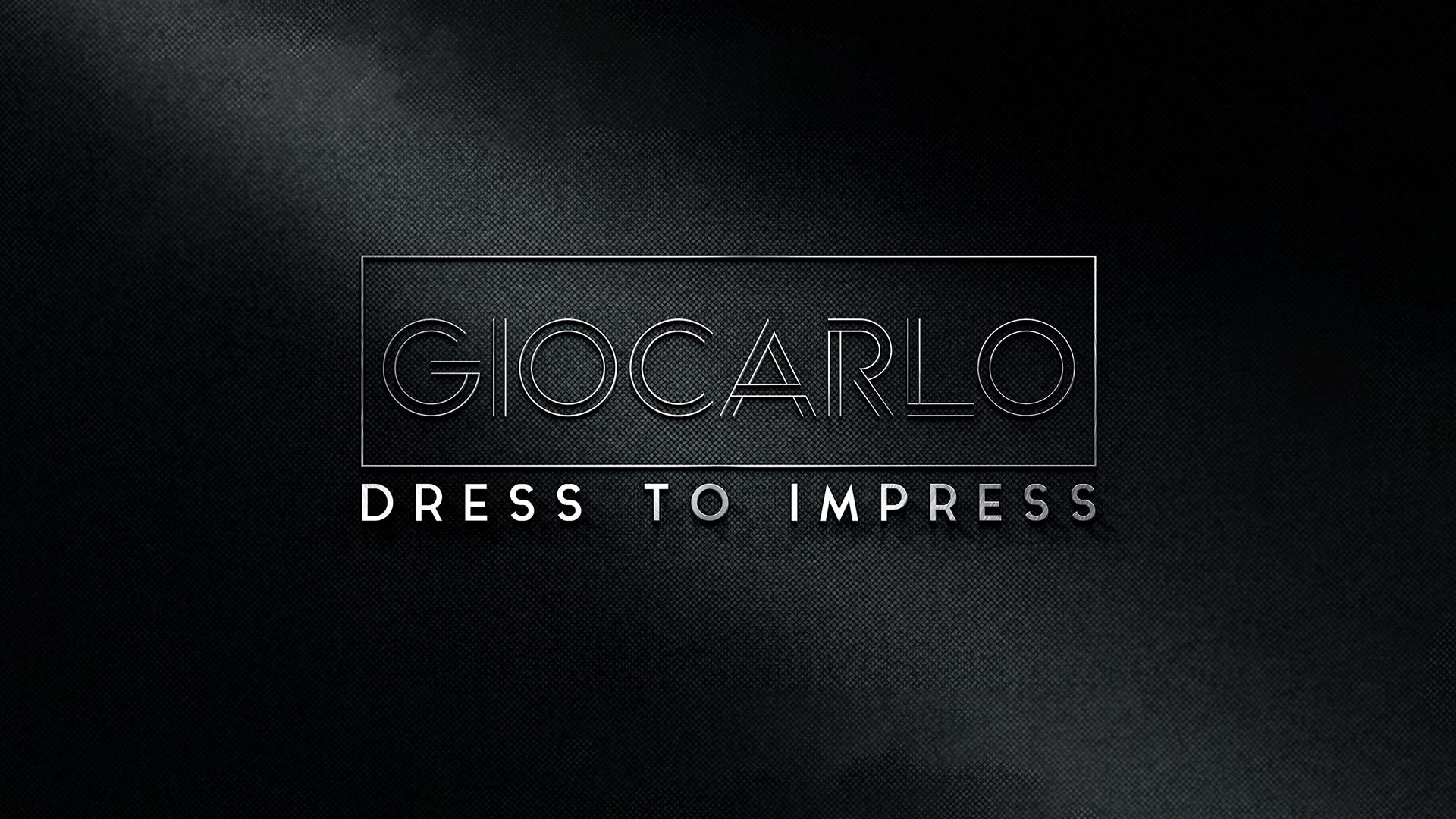Giocarlo Logo, dress to impress