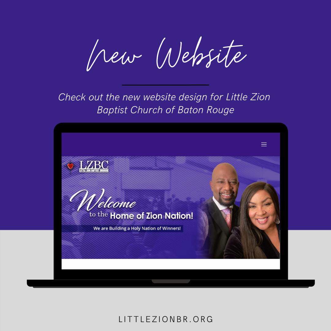 Little Zion Baptist Church website