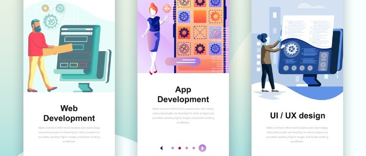 アプリのUIのイメージ