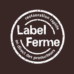 Restaurant Label Ferme