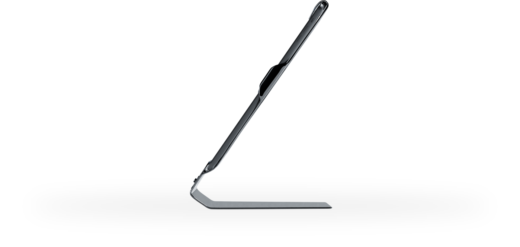 Cashpad POS - Caisse Enregistreuse iPad Light de profil
