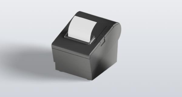 Imprimante de production & facturation se connect avec Cashpad POS - Caisse enregistreuse iPad