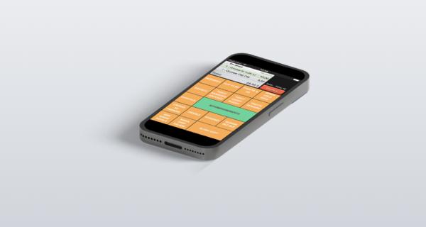Télécommande iPhone / iPod se connect avec Cashpad POS - Caisse enregistreuse iPad