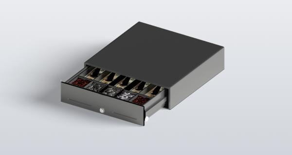 Tiroir Caisse se connect avec Cashpad POS - Caisse enregistreuse iPad