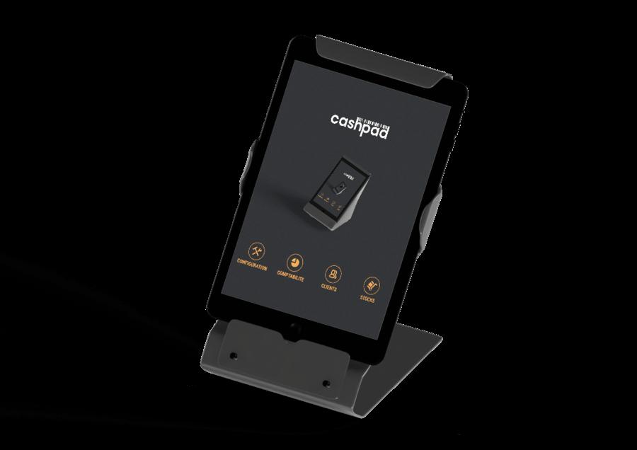 Cashpad Lite - Caisse Enregistreuse iPad - Plateforme POS tout-en-un