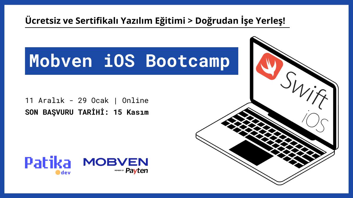 Mobven IOS Swift Bootcamp