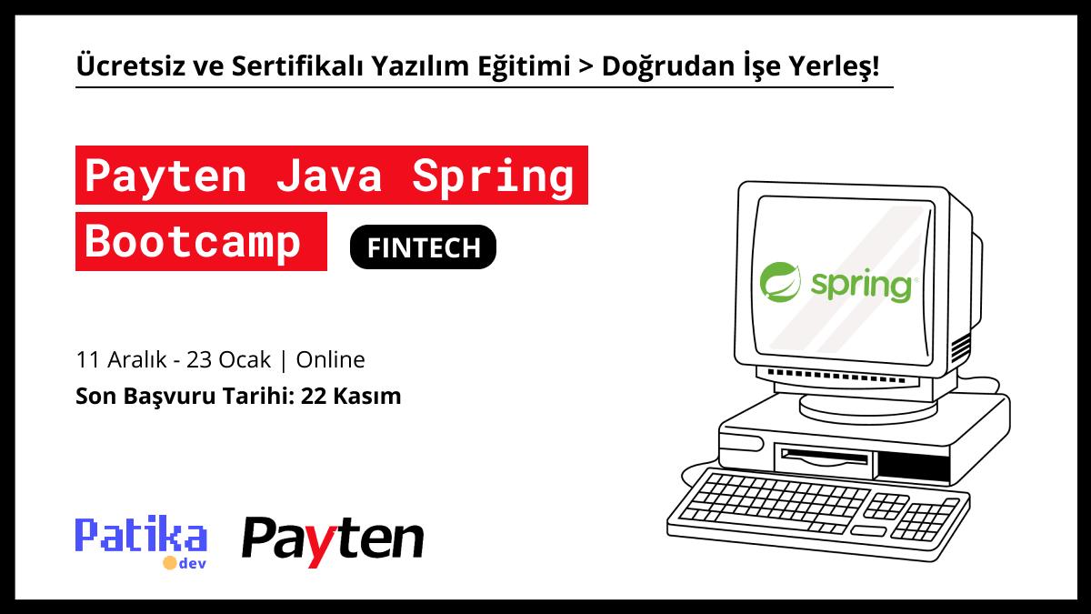 Payten Java Spring Bootcamp