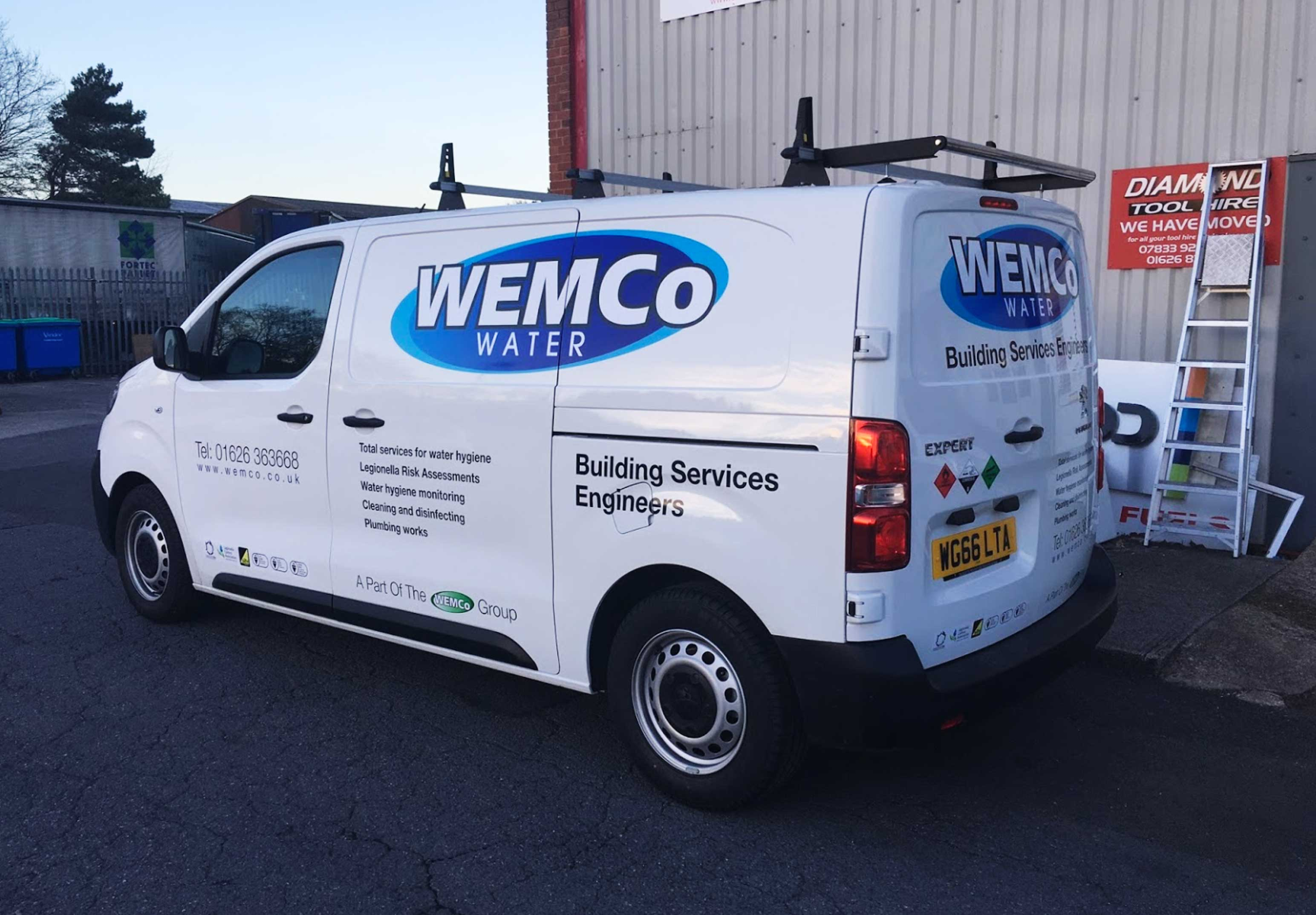 Wemco Van