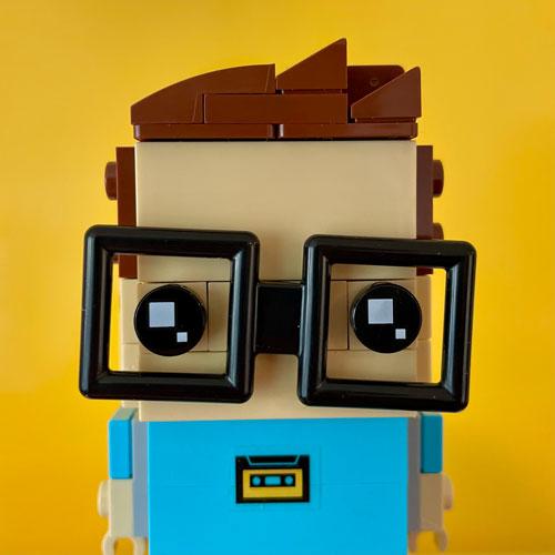 Picture of Alex Gorischek as LEGO figure
