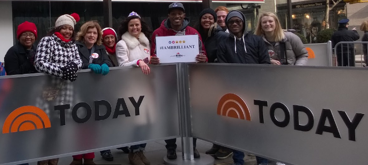 Today Show I Am Brilliant