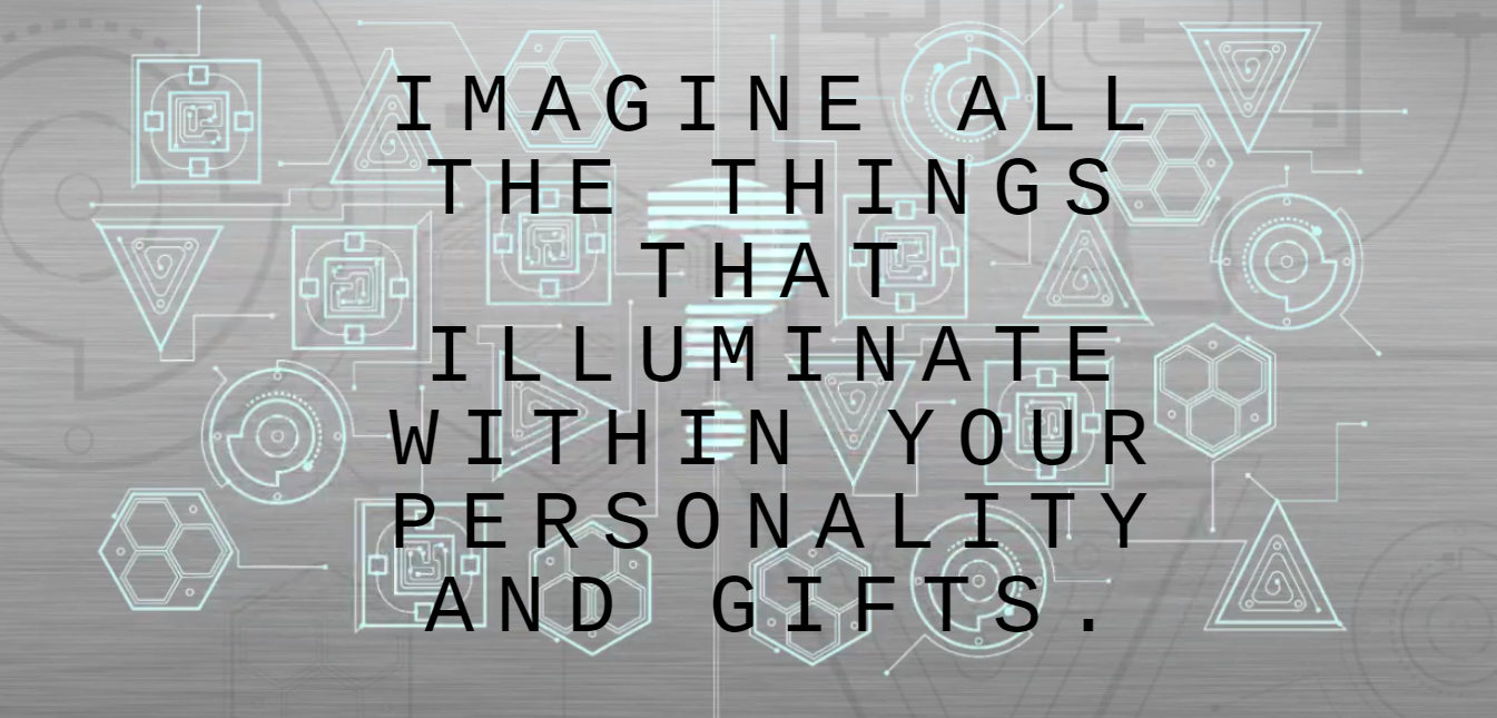 Imagine All The Things