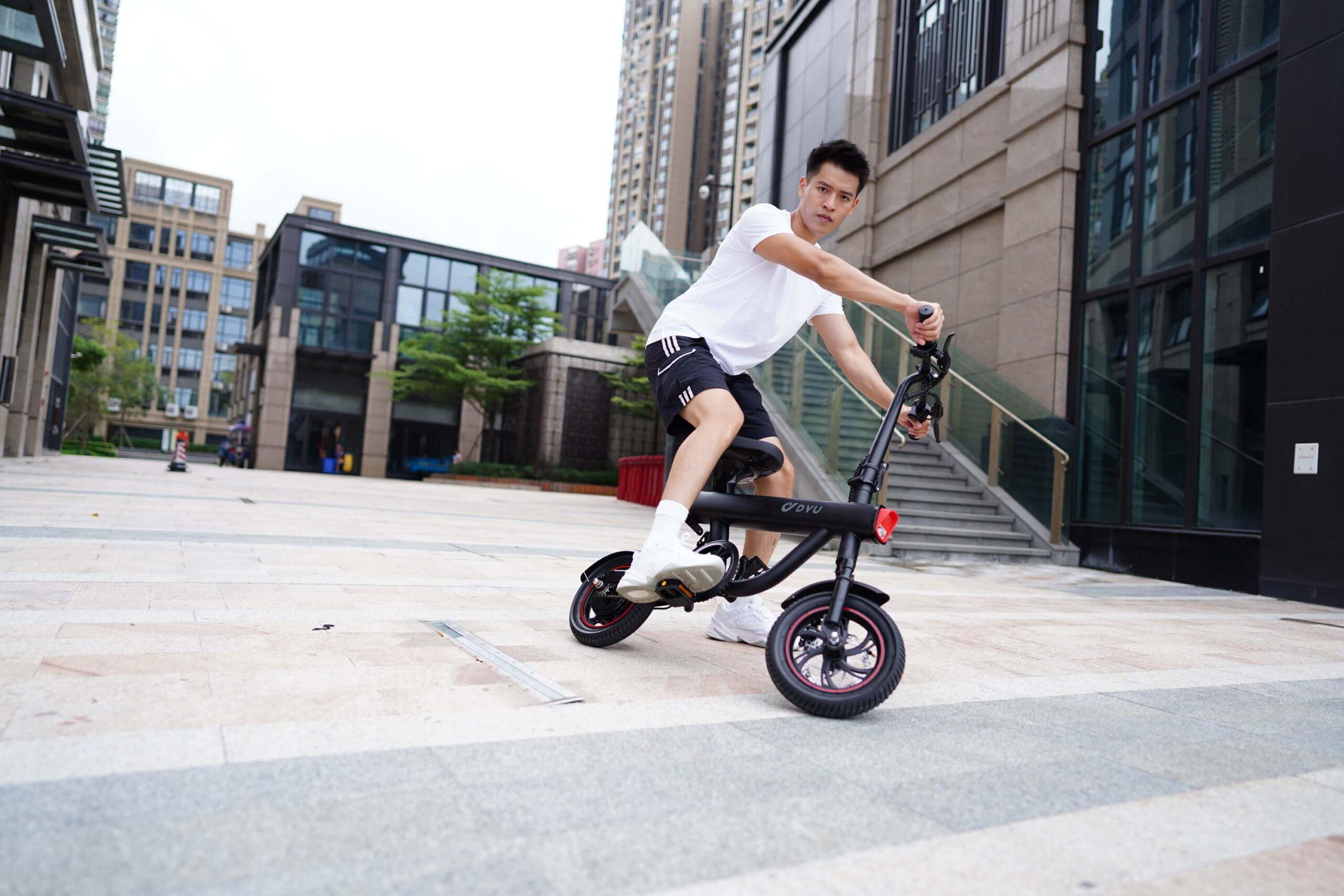 จักรยานไฟฟ้าV1-Lifestyle02