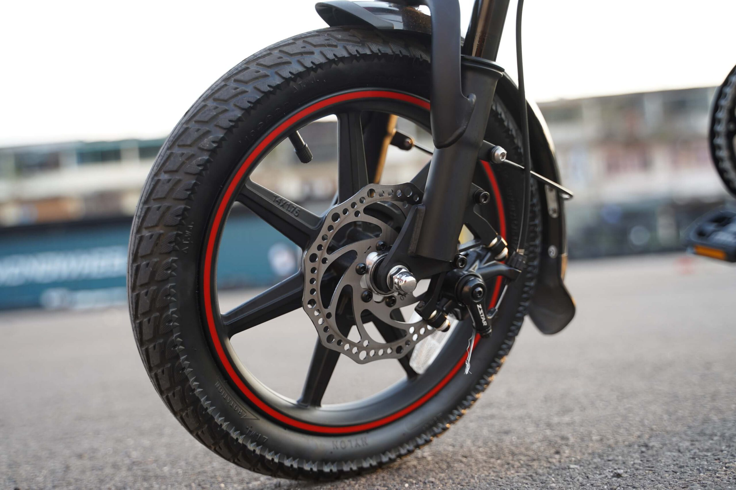 จักรยานไฟฟ้า DYU A5