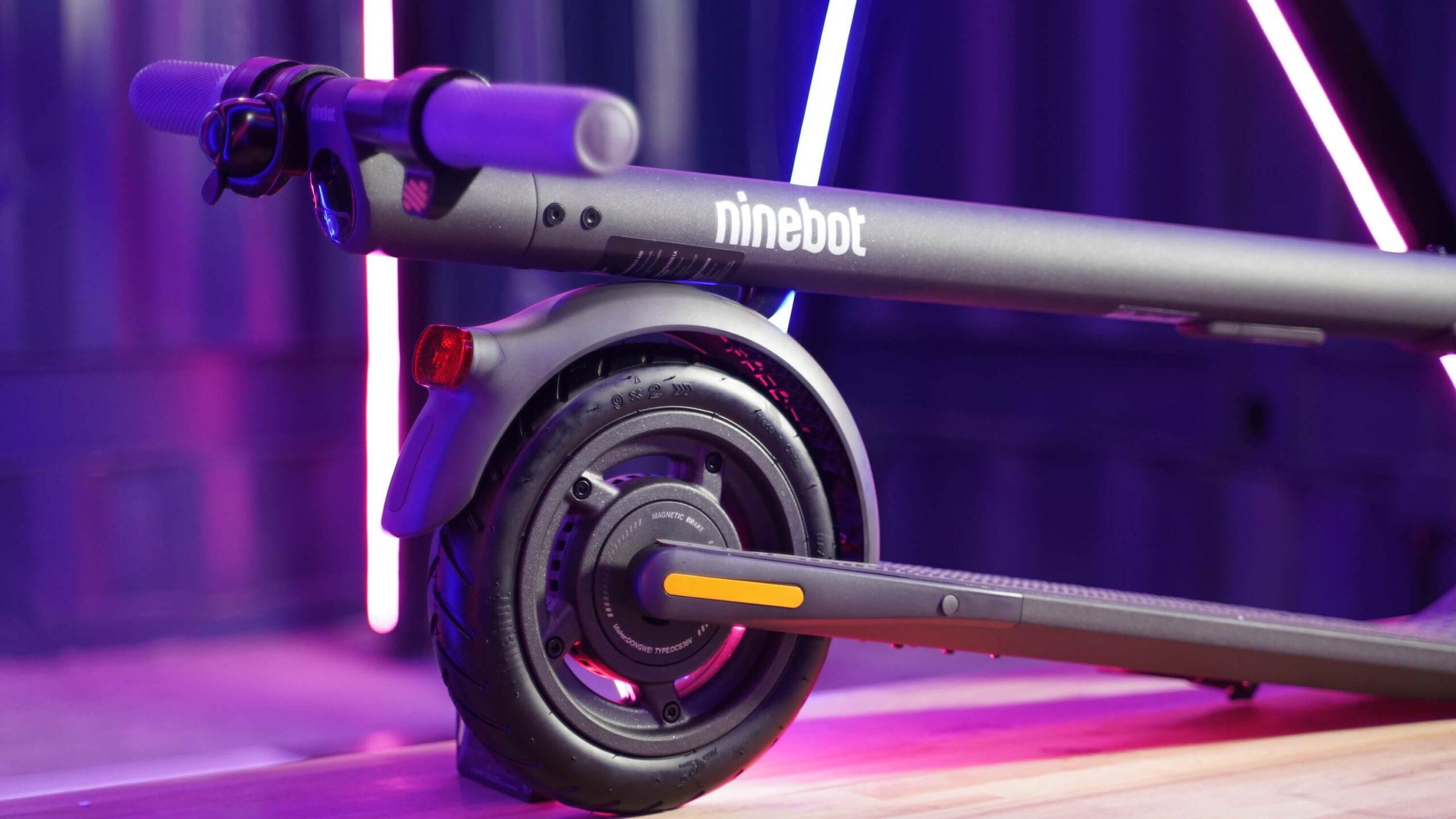 ninebot kickscooter e25-รุ่นใหม่ล่าสุด