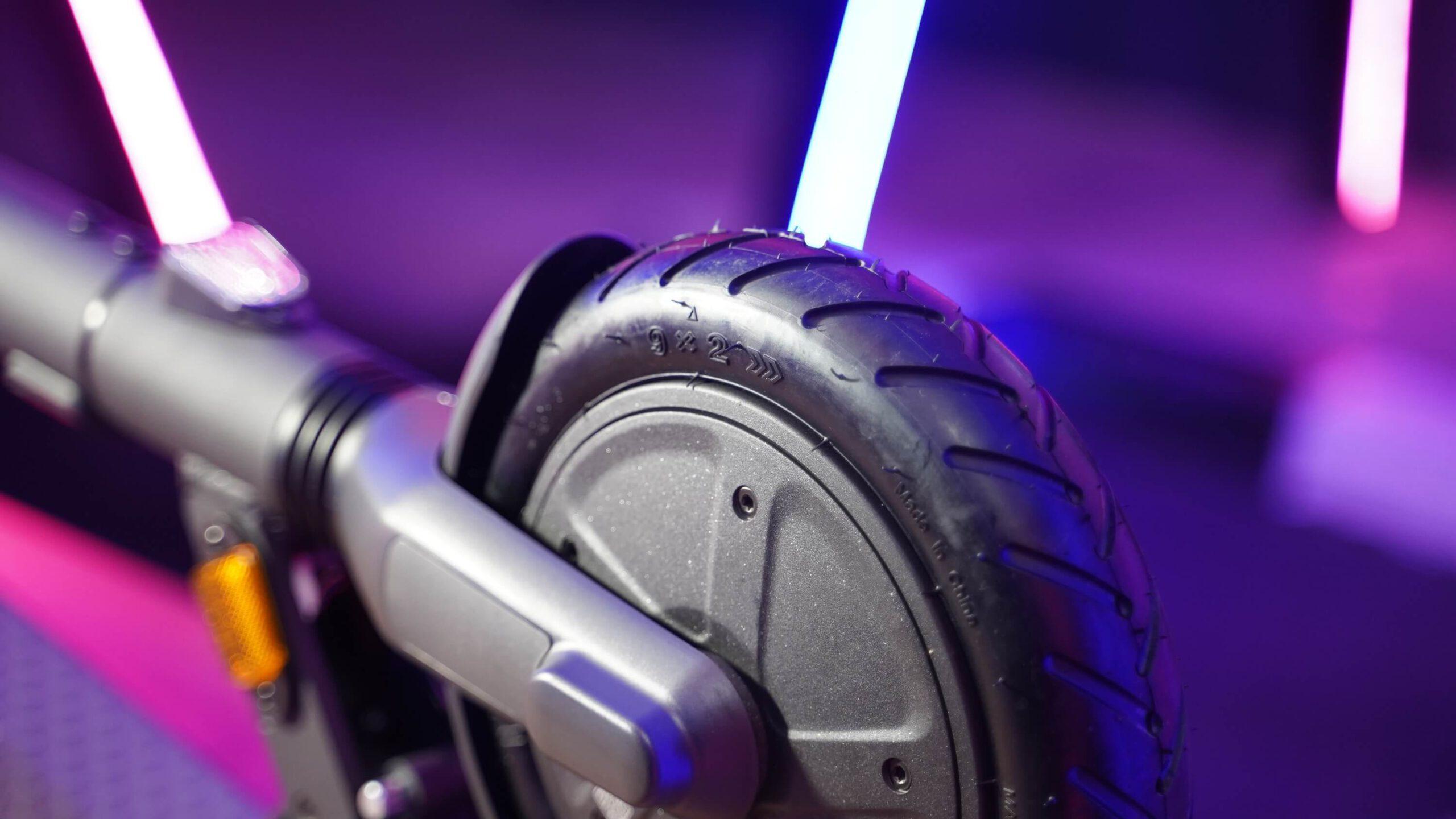 ninebot kickscooter e25-มอเตอร์