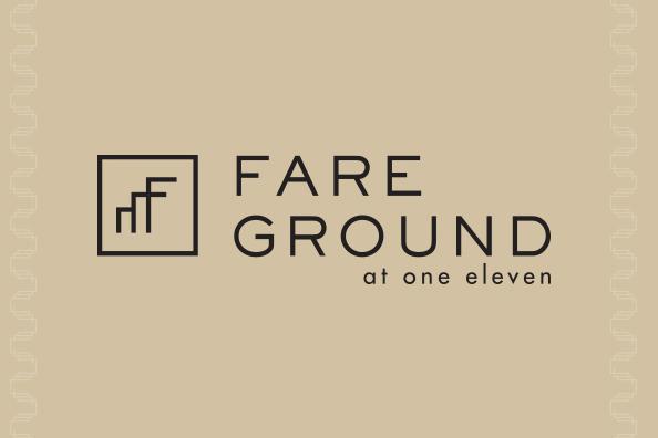 Logo for Fareground.