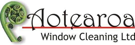 Aotearoa Window Cleaning LTD Logo