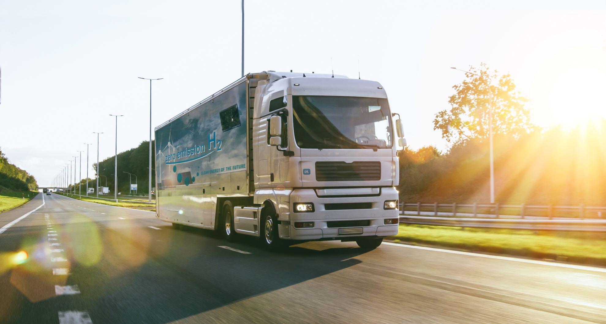 Hydrogen Trucks