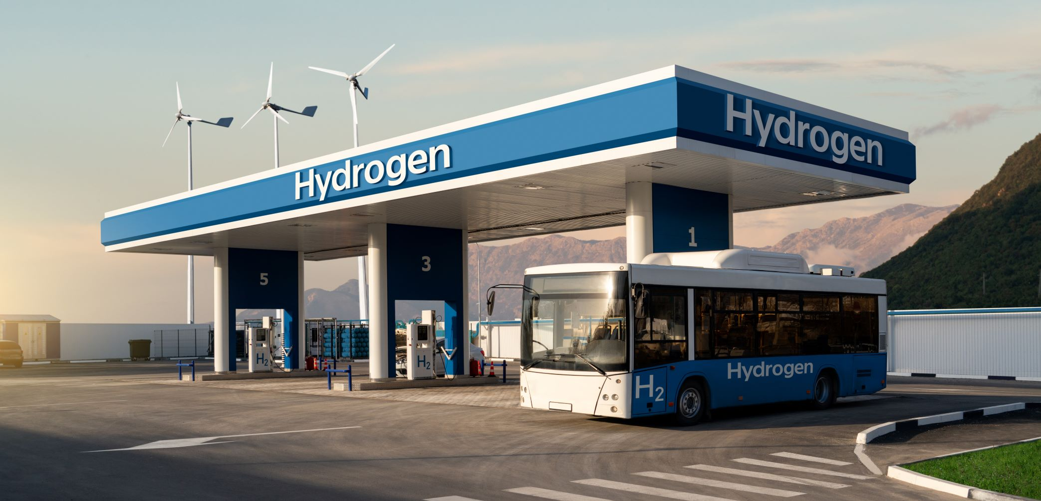 Fixed Hydrogen Refuelling Station