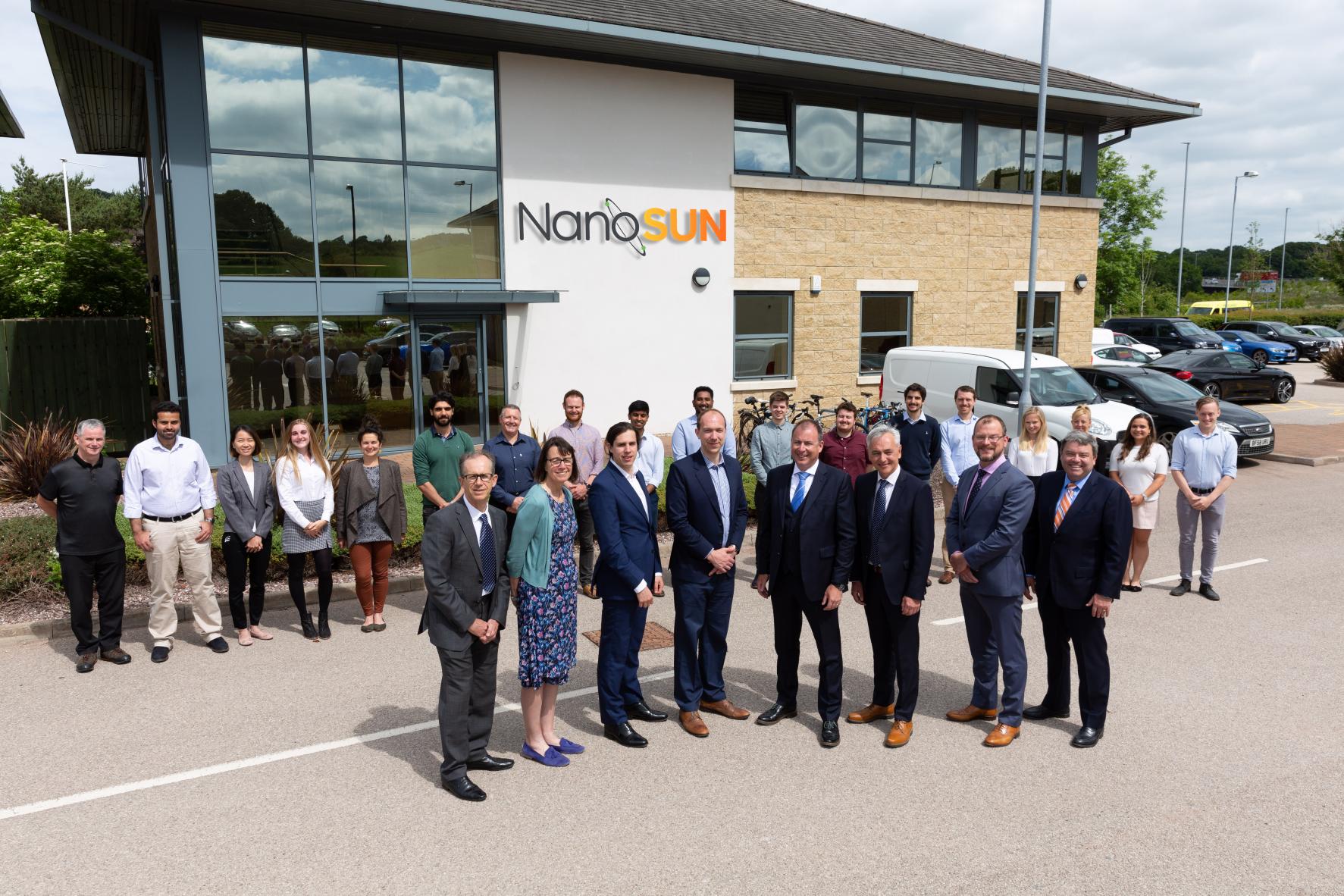 NanoSUN Team