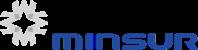 Minsur blue logo