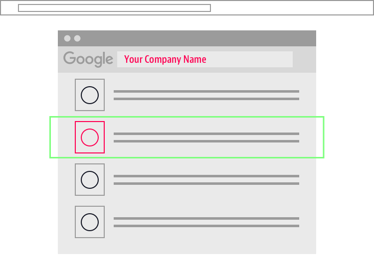optimize search position