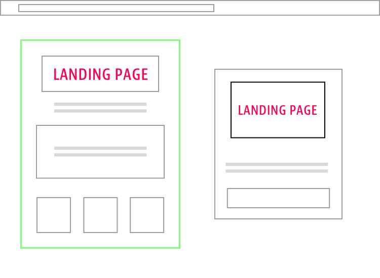 Longer Landing Page