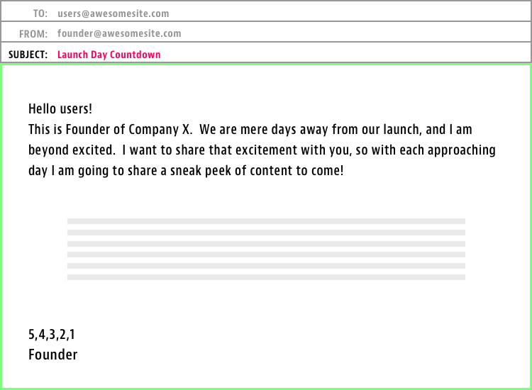 buzz building email