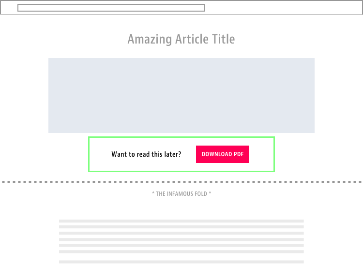 Turn Old Content into a PDF, Infographic, or Slideshare Presentation